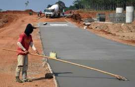 Jalur Tol Mudik Pantura Jabar-Jateng Ditinjau Menteri PUPR