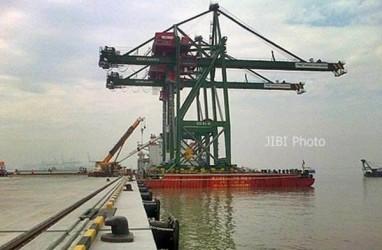 Kapasitas Hampir Penuh, Terminal Teluk Lamong Tahap II Siap Dibangun