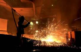 Produksi Amman Mineral Diperkirakan Turun