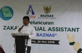 Baznas Operasikan Zakat Virtual Assistant Pertama di Indonesia