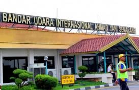 Pengoperasian Terminal Baru Bandara Ahmad Yani Ditentukan Hari Ini