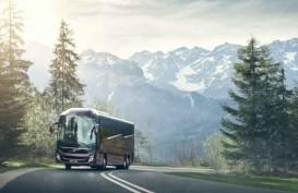 Volvo Luncurkan Platform Baru Bus Jarak Jauh