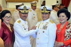 Panglima TNI Pimpin Sertijab Kepala Staf TNI Angkatan…