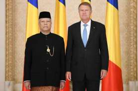 HUBUNGAN INDONESIA-RUMANIA: Dubes Amhar Siap Pacu…