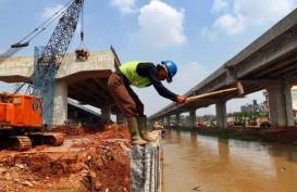Proyek Infrastruktur Masih Jadi Kontributor Terbesar Kontrak Baru BUMN Karya