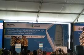 Pabrik NPK: Berawal dari Pusri untuk Tingkatkan Ketahanan Pangan