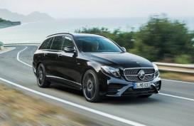 KINERJA JANUARI-APRIL : Mercedes-Benz Raih Penjualan Tumbuh 21,5%