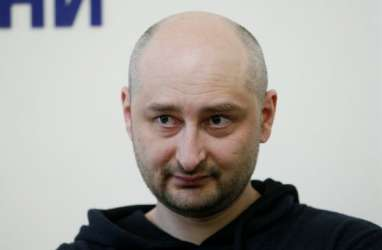 Tahu Akan Dibunuh, Jurnalis Rusia Ini Palsukan Kematiannya