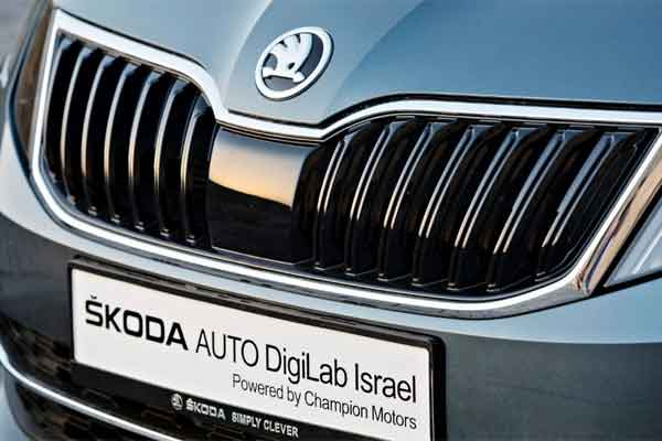 Skoda Auto Digilab Israel Ltd bekerja sama di Israel dengan mendirikan Grup Volkswagen Group Tel Aviv yang baru.