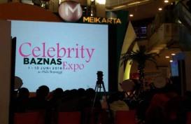 Sejumlah Selebritas Pamerkan Produknya di Celebrity Baznas Expo