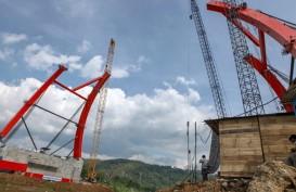 Pembangunan Jembatan Kali Kuto Dikebut