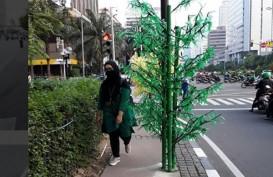 Pemprov DKI akan Tegur Sudin PE Terkait Pohon Imitasi