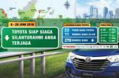 Mudik Lebaran 2018: Toyota Hadirkan 304 Titik Layanan Service, Ini Daftarnya
