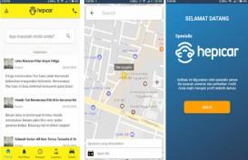 Bengkel dan Cuci Mobil Online ala Hepicar