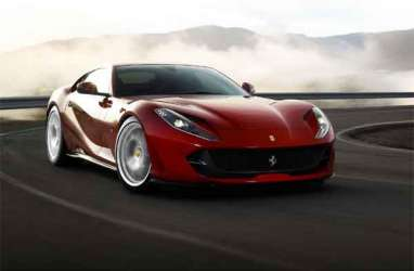 Depresiasi Mobil Ferrari 5%—10% Per Tahun, Edisi Terbatas Naik Harga