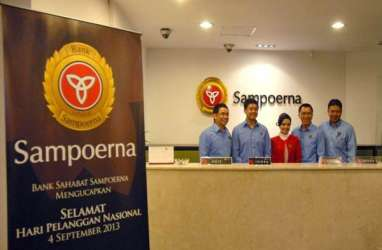 Bunga Deposito Naik, Bank Sampoerna 'Wait and See'