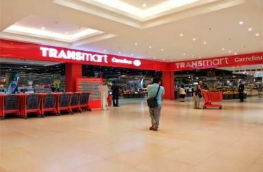 WIKA Gedung Selesaikan Konstruksi Transmart Bogor