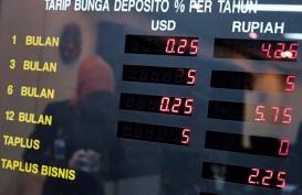 SUKU BUNGA ACUAN BANK INDONESIA  : Bank Besar Mulai Menaikkan Bunga Deposito
