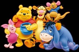 Peta Asli Winnie The Pooh Dilelang di Sotheby