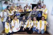 Lions Club Jakarta Centennial Monas Enterpreneur Beri Donasi di Yayasan NPS Kesuma