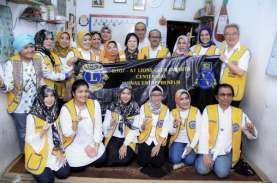 Lions Club Jakarta Centennial Monas Enterpreneur Beri…