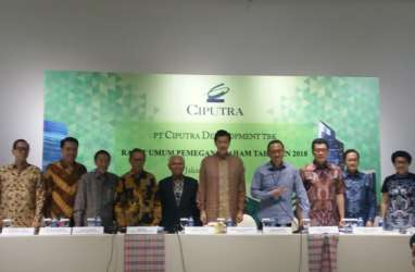 Ciputra Development (CTRA) Tebar Dividen Rp176,09 Miliar