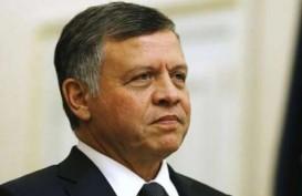 Raja Yordania Minta Perdana Menteri Mundur