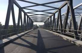 Jembatan Cincin Lama Selesai Diperbaiki