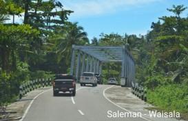 Pembangunan Jalan Trans-Maluku di Pulau Seram Capai 640 Kilometer