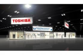 Toshiba Jual Bisnis PC ke Sharp Seharga US$36 miliar