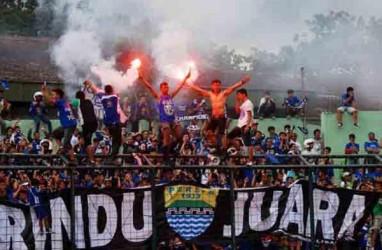Hasil PSMS Vs Persib: Maung Bandung Terkam PSMS di Stadion Teladan