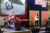 Diler Motor Honda Pekanbaru Kembali Gelar Sport Motoshow
