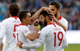 Hasil Uji Coba Piala Dunia: Rusia Gagal Menang 7 Pertandingan Beruntun