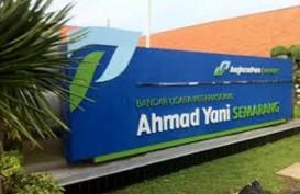 Gudang Kargo Bandara Ahmad Yani Ditargetkan Selesai Oktober