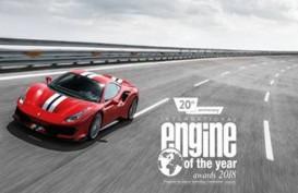 V8 turbo-charged Ferrari, Mesin Terbaik dalam 20 Tahun Terakhir