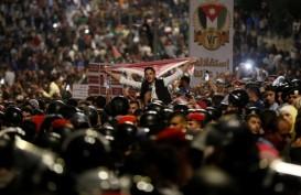 Raja Abdullah Ganti Perdana Menteri, Unjuk Rasa di Yordania Masih Berlanjut