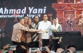 Presiden Jokowi Resmikan Terminal Baru Bandara Ahmad Yani Semarang