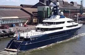 Selidiki Korupsi 1MDB, Malaysia Terbitkan Surat Penahanan Atas Pemilik Yacht Equinimity