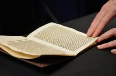 AS Kembalikan Salinan Surat Christopher Columbus ke Spanyol