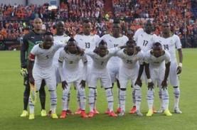 Kesal Dengan Skandal Suap, Asosiasi Sepakbola Ghana…