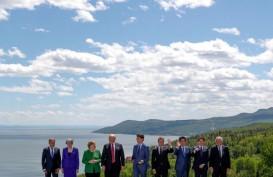 Negara-negara G7 Berjuang Mencapai Kesepakatan