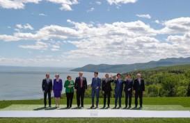 Dolar AS Menguat Seiring Berlangsungnya Pertemuan G7