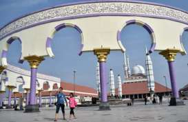 Cerahkan Ramadan dan Idul Fitri, Nippon Paint Cat 377 Masjid