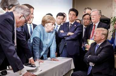 Siapa Jesco Denzel, Sosok di Balik Foto Viral Pemimpin Negara-Negara G7?