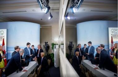 AGENDA KTT PUNCAK: Hal Serupa di G7 Dikhawatirkan Terjadi Lagi di NATO