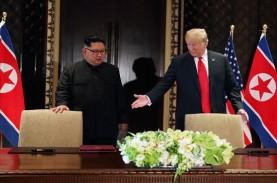 Indonesia Sambut Baik Pertemuan Trump - Kim Jong-un