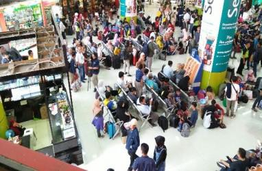 MUDIK LEBARAN 2018: Total Penumpang di Stasiun Gambir Sepekan Terakhir Capai 138.877