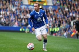Dibuang Pelatih Baru Everton, Wayne Rooney ke Amerika