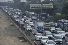 Jumlah Kendaraan yang Tinggalkan Jakarta Diklaim Meningkat…