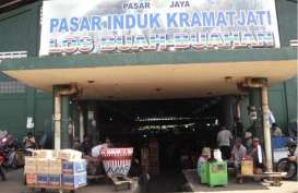 Pembeli Sepi Jelang Lebaran, Pedagang Pasar Kramat Jati Mengeluh